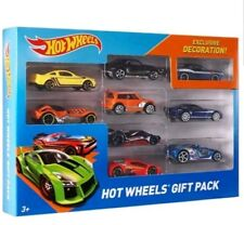 Hot Wheels Pack of 9 Cars ! Hot wheels car set Gift Pack Random Cars **OFFER**