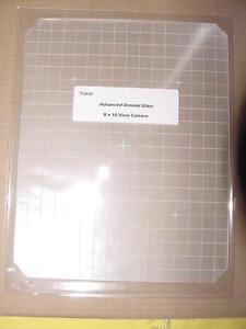 New Sinar P2 F2  8x10 VIew Camera  Grid Ground Glass