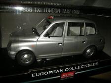 1:18 Sun Star tx1 londres Taxi Cab 1998 Platinum Silver OVP