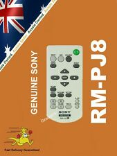 GENUINE SONY REMOTE CONTROL RM-PJ8 RMPJ8 VPL-EW246 VPL-EX225 VPL-EX245