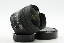 Nikon Nikkor AF 16mm f2.8 D Fisheye Lens 16/2.8 #012