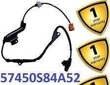 Honda Accord VII 1.6 1.8 2.0 2.3 3.0 1999-03 Delantero Derecho ABS Sensor ADH27127