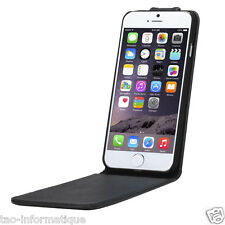 """Etui en simili-cuir ouverture verticale pour iphone 6 et 6S 4.7"""""""