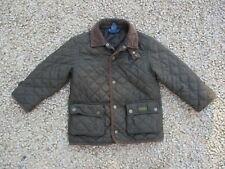 Veste blouson polo by RALPH LAUREN kaki jacket enfant giacca felpa 3 T 3 ans