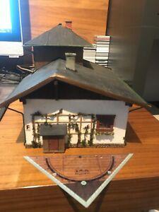 Spur 0 / 0m / 0e: Gebäude / Wohnhaus / ... Alpenregion