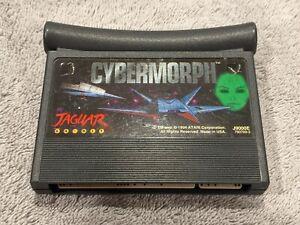 Cybermorph (Atari Jaguar) Tested