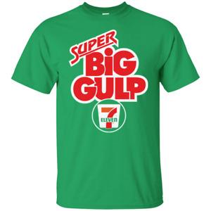 Super Big Gulp, 7-Eleven, Slushy, Slurpee, Squishy, T-shirt