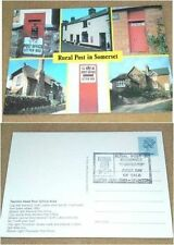 Somerset Unposted Collectable Royal Mail Postcards