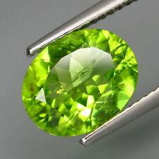 3.40 Ct Natural Green Peridot Pakistan