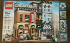 **NEW** Sealed LEGO 10246 - Creator: Detectives Office
