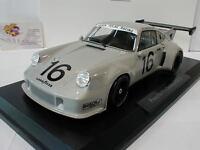 Norev 187427 - Porsche 911 Carrera RSR No16 Mid-Ohio 1977 Follmer,Holmes 1:18