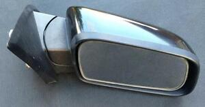 Ford Territory SX SY right hand door MIRROR driver side RH black - 3pin