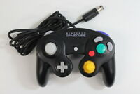 Official Nintendo GameCube Controller Black Cord Damaged TIGHT Switch GO537
