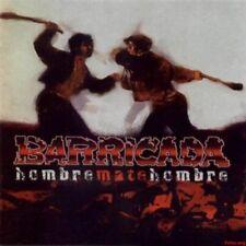 BARRICADA - HOMBRE MATE HOMBRE [CD]