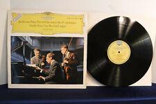 Trio Di Trieste, Beethoven/Hayden, Deutsche Grammophon LPEM19 220, 1961, Piano