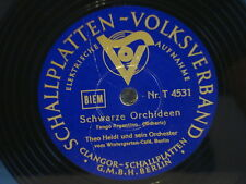 Theo Heidt Orchester Wintergarten-Café - Schwarze Orchideen + Tango Argengentino