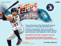 2018 Topps Series 2 Baseball Complete Your Set Pick 25 Cards From List