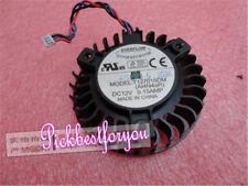 58mm T127015DM 3Pin 0.15A Fan for VGA Video Card Asus 9600 EN9600GT #M545 QL