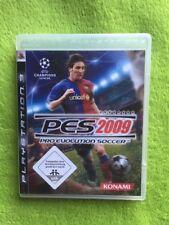 PS3 - PES Pro Evolution Soccer 2009
