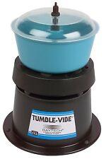 Raytech 23-001 TV-5 Standard Vibratory Tumbler, 0.05 cubic feet Bowl Capacity,