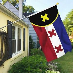 Lmanberg Flag 90*150cm ft Dream SMP Flag L'manberg Flag