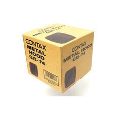 contax metalhood gb-74 new
