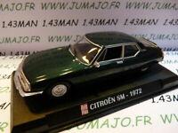 AP5N Voiture 1/43 IXO AUTO PLUS : CITROËN SM 1972 maserati