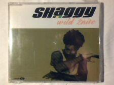 SHAGGY Wild 2nite cd singolo cdm 4 TRACKS + VIDEO SIGILLATO SEALED!!!