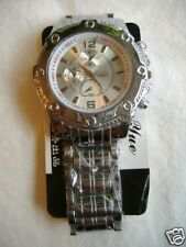 *** New ***  Mens Handsome Quartz Wristwatch By Rosra.