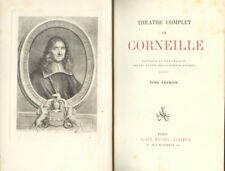 THEATRE COMPLET DE CORNEILLE