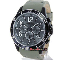 POLICE WATCH MEN 'THEORY' MULTIFUNCTION  BLACK ION COATED STEEL  PL-12738JSBS/13
