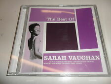 CD  Sarah Vaughan - The Best of