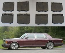 (x8) ROLLS ROYCE Silver Spur Spirit    FRONT BRAKE PADS SET   (1980- 89)