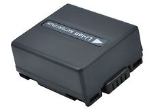Premium Battery for Panasonic NV-GS10, VDR-D250, PV-GS50, NV-GS27EG-S, NV-GS150B