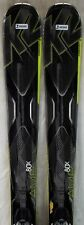 14-15 K2 AMP 80X Used Men's Demo Skis w/Bindings Size 156cm #346540