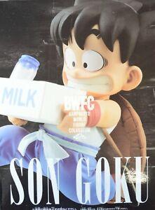 NIB Banpresto BWFC Dragon Ball Z Vol. 7 Son Goku A (Normal Color)