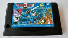 Dragon Quest 2 Dragon Warrior MSX MSX2 Action Game cartridge only tested -a426-