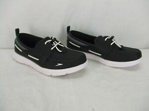 Speedo Port Black Boat Water River Lake Sneaker Shoe Womens Size 7 ~ NWOB <