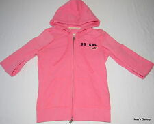 Hollister Hoodie Sweatshirt Hoodies  Cap Fleece T-shirt  A & F Blouse Tee NWT M