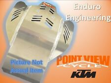 KTM 250 300 2004 - 2010  and 2011 XCW Skid Plate Enduro Engineering