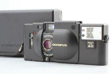 【EXC+5 in Case】OLYMPUS XA + A11 Flash 35mm Rangefinder Camera From JAPAN #346