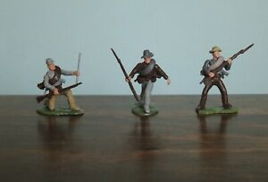 HTF Civil War soldiers swoppet type 1/32 collectibles lot 4