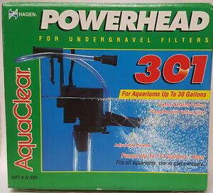 AquaClear Powerhead 301/30 A-586