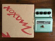 Maxon DS-830, Distortion Master, Made In Japan, Original Boxing, Guitar Effect P