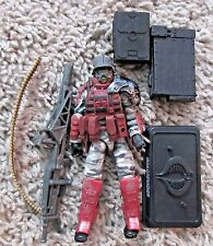 G.I. JOE IRON GRENADIER PURSUIT OF COBRA 25TH ANNIVERSARY 30TH POC RETALIATION