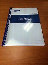 SAMSUNG GALAXY TAB 3 10.1 GT-P5210 PRINTED INSTRUCTION MANUAL GUIDE 102 PAGES