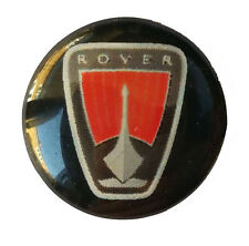 ROVER logo BADGE resin dome self adhesive 14mm sticker decal