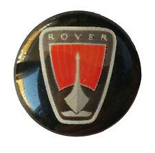 Cúpula de resina insignia con logotipo de Rover Auto Adhesivo Pegatina Calcomanía 14mm