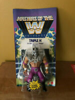 IN HAND TRIPLE H Exclusive WWE Masters of the Universe Action Figure MOTU He-man