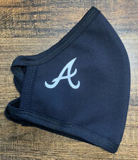 DRY FIT Wicking Atlanta Braves Lightweight Double Layer Gym Exercise Face Mask